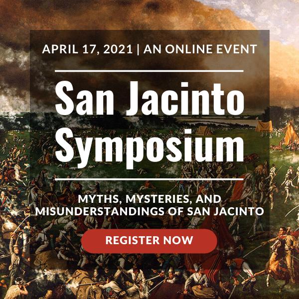 Register now for the 2021 San Jacinto Symposium!